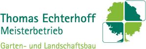 Garten- und Landschaftsbau Thomas Echterhoff - Logo